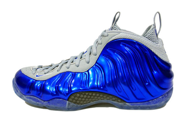 promo code 5cbdd c50c6 Nike Air Foamposite One Game-Sport Royal Wolf Grey. With the aggressive  push for retro signature releases witnessed from Nike — more prevalent in