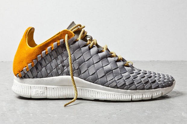 official photos 8048c b3066 The Nike Free Inneva Woven returns with yet another eclectic colorway to  stand out from the pack. A