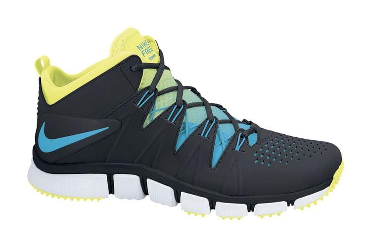 052140cb9b89 Nike Free Trainer 7.0 NRG Black Current Blue-Volt