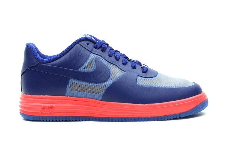 the best attitude c9186 6efe4 Nike Lunar Force 1 Fuse Wolf Grey Deep Royal Blue