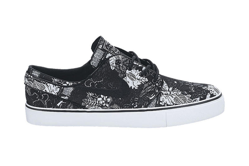 "new arrival cd45a 4f04b As Nike SBs ""Digi Floral"" edition of Stefan Janoskis signature low-top  turned out to be one of"