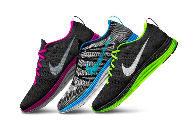 43ac74082a61 Nike s Flyknit Lunar1+ is Now Available for Customization via NIKEiD ...