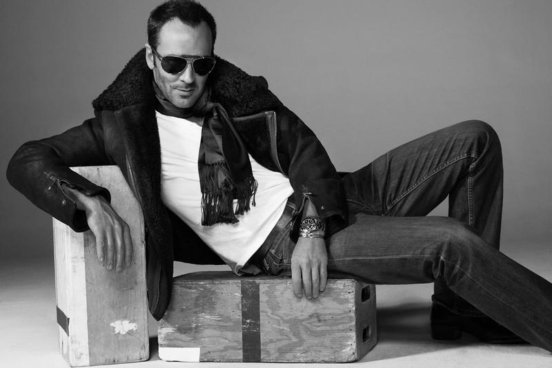Tom Ford Unveils Makeup Products for Men