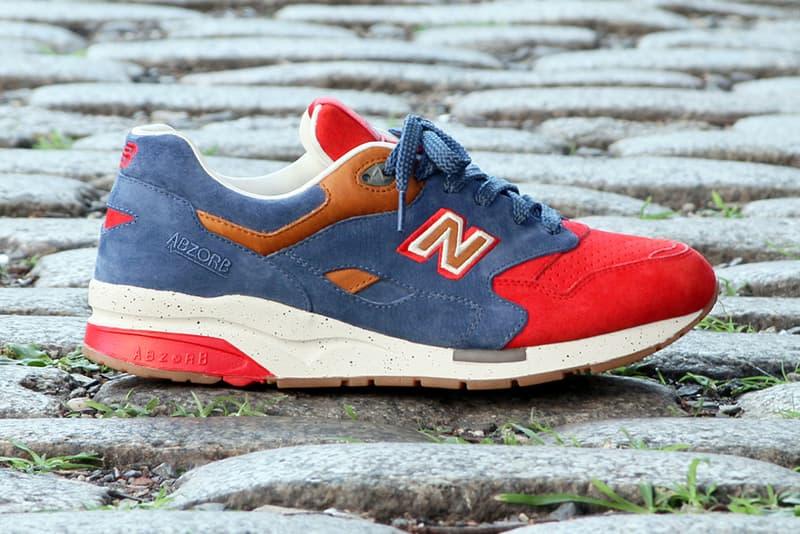 newest collection a6e55 8a287 UBIQ x New Balance 1600