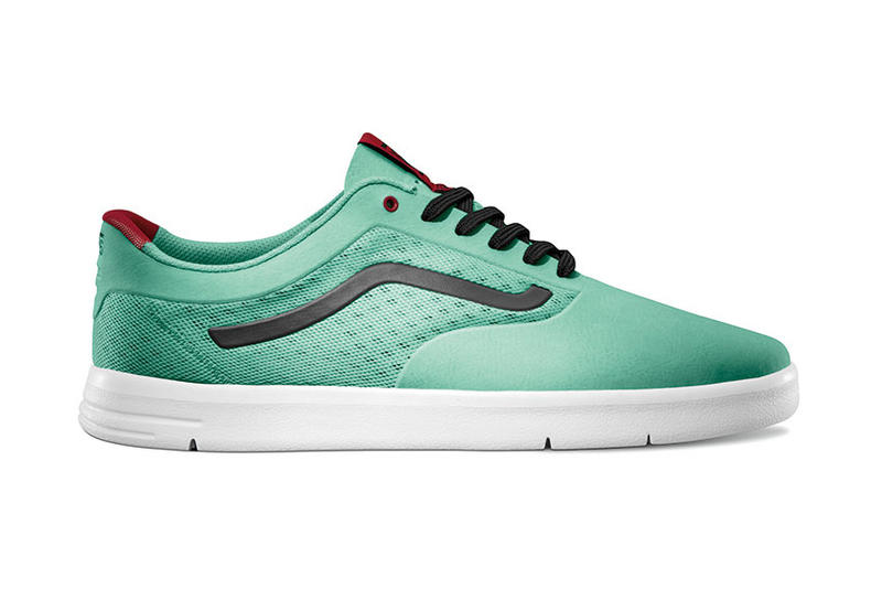 "Vans LXVI 2013 Fall ""Mint & Red"" Pack"
