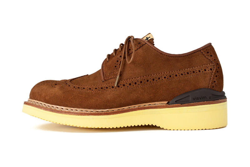 newest dc848 9fd17 visvim tops up its line of spring summer offerings with the PATRICIAN  WT-FOLK. Featuring an ornate