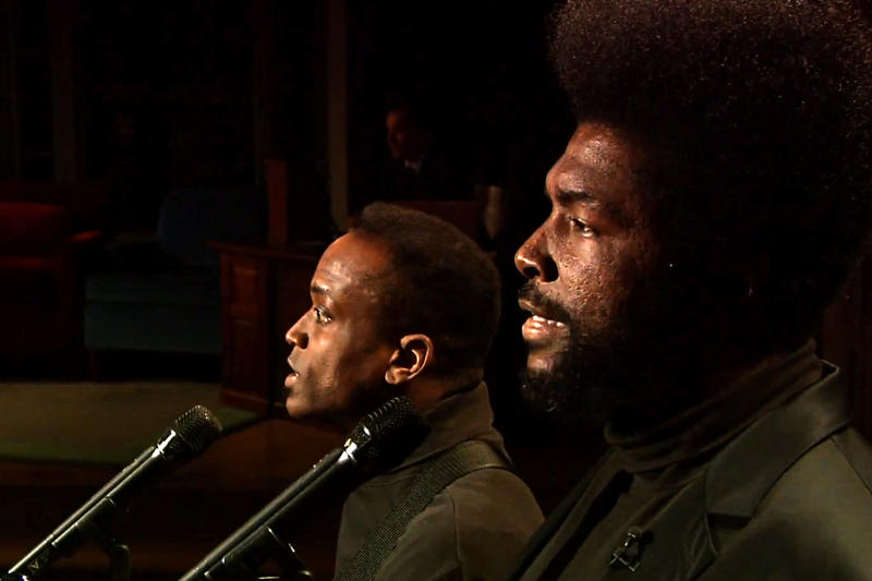"""Watch The Roots Cover Daft Punk's """"Get Lucky"""" and Rap Over the 'Super Mario Bros.' Theme"""
