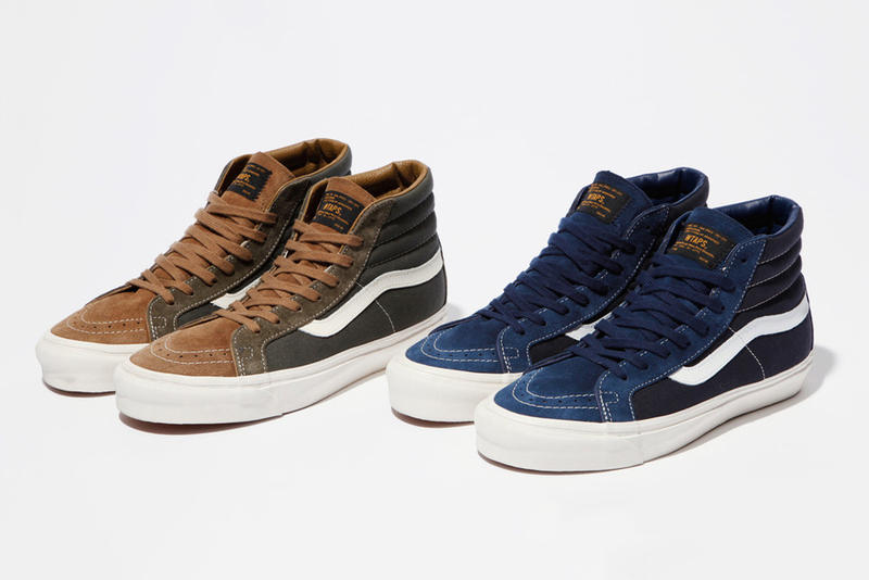 2623990760f4c6 WTAPS x Vans Vault 2013 Fall Collection - A Closer Look