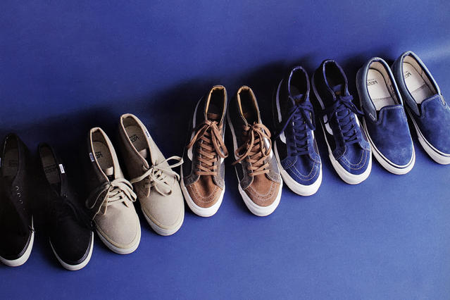 f5f69f9625 WTAPS x Vans Vault 2013 Fall Collection Preview