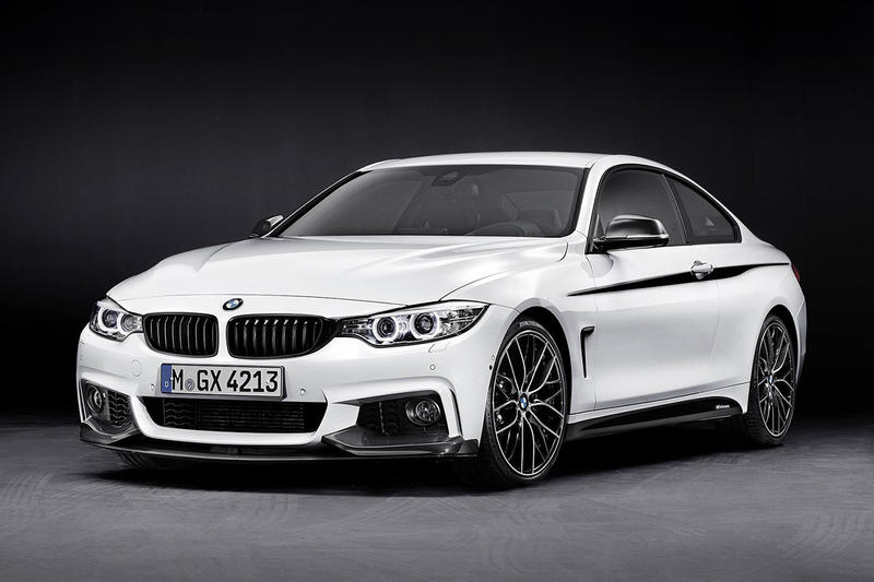 2014 BMW 4-Series Coupe with M Performance Parts