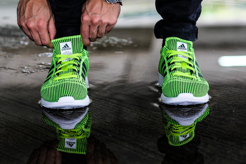 half off b2e65 99d67 adidas has given us the scoop on its latest running shoe, the lightweight  and environmentally