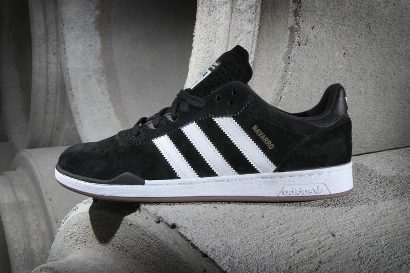 95ca4df48381 adidas Skateboarding has crafted a signature version of its low-top Ronan  for team member and