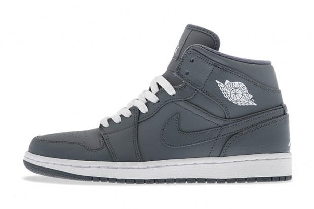 "promo code 46960 d7cda Much like the earlier released Air Jordan 1 Retro High OG ""Shadow,"" this  latest Jordan 1 Mid"