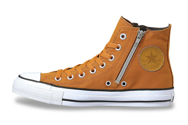 best sneakers 35044 10150 Converse Chuck Taylor All Star ZIPS LP HI. Converse continues to evolve its  classic silhouettes this season as the mainstay footwear brand has