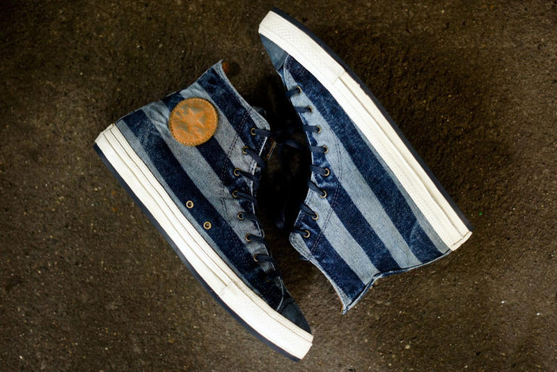 Converse First String Chuck Taylor Premium Stripes Navy
