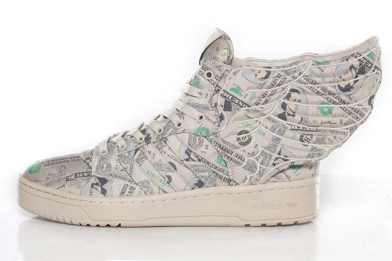 "adidas Originals by Jeremy Scott JS Wings 2.0 ""Money""  df0f325c1"