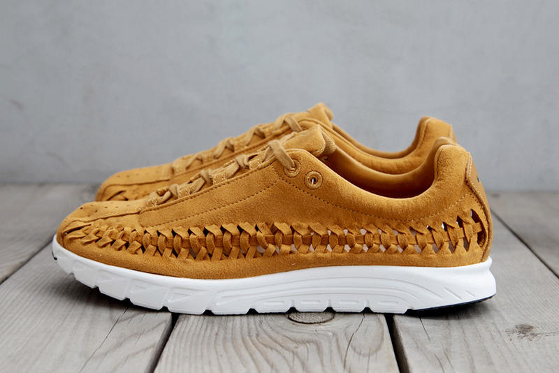 quality design dd3bd f927c An unexpected hit last summer, Nike Sportswears premium woven edition of  the minimalist Mayfly