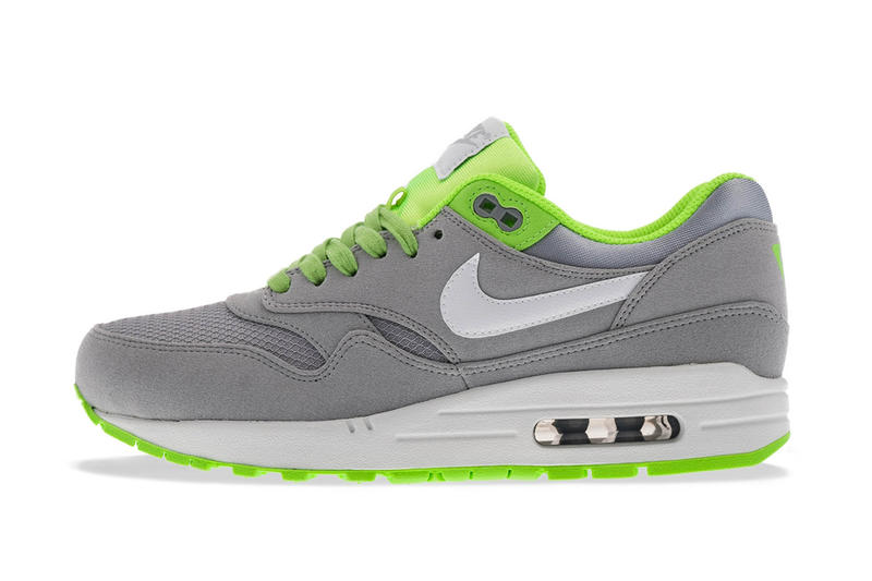 8e5687812c Inspired by its Hypervenom Football Boot, Nike reveals an all-new Air Max 1  Premium in a wolf grey