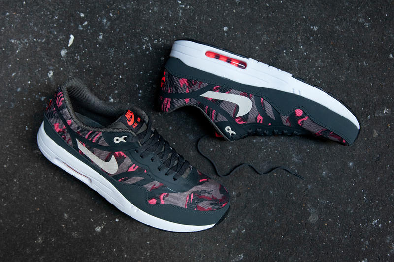 "best loved e6807 8db22 From the recent Nike Air Max Premium Tape pack comes this Air Max 1 Premium  Tape ""petra brown camo"""