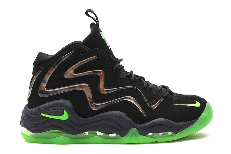 f3e80af3aa03 Nike Air Pippen 1 Retro Black Flash Lime-Anthracite