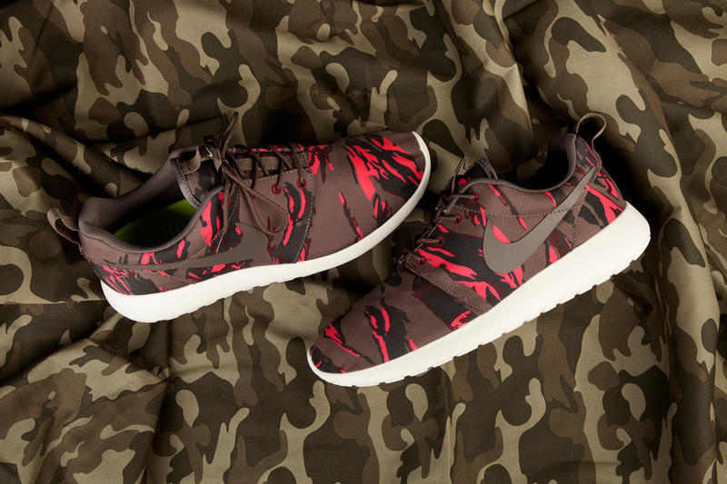 online retailer 68ee0 5d279 We ve already shown you the Nike Roshe Run GPX in several camouflage  colorways and now we ve got