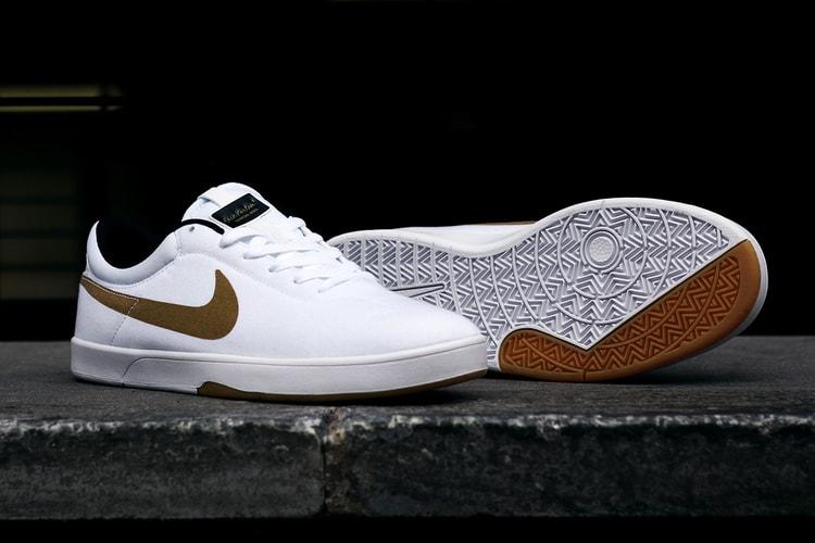 wholesale dealer 3d6e4 a346d Nike SB Koston SE White Metallic Gold