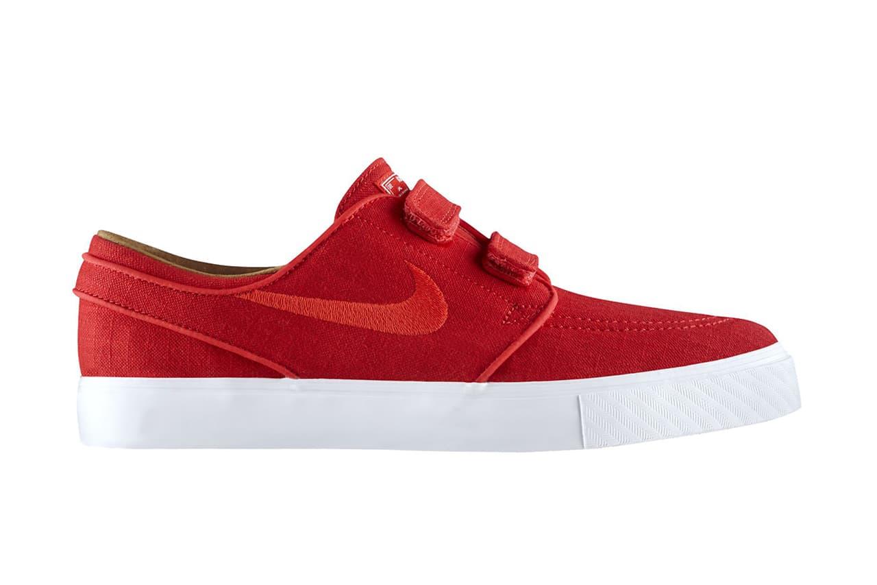 "Nike SB Stefan Janoski AC RS ""University Red"""