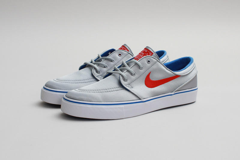 huge discount 35a4a 77adc Better late than never, Nike SB premiers its latest Zoom Stefan Janoski PR  in a very Independence