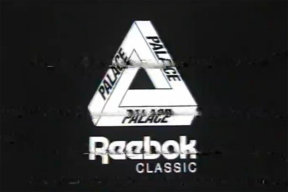 2e8e3666b676 Palace Skateboards x Reebok Classics 2013 Summer Collection Teaser ...