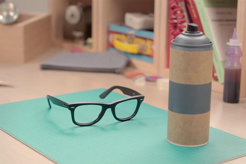 480837bd509 Ray-Ban Remix Lets You Customize Your Own Sunglasses