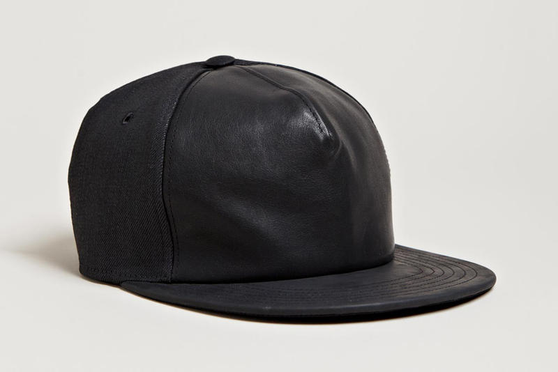 Four new caps have been added to the Rick Owens Drkshdw headwear  collection 319417043e58