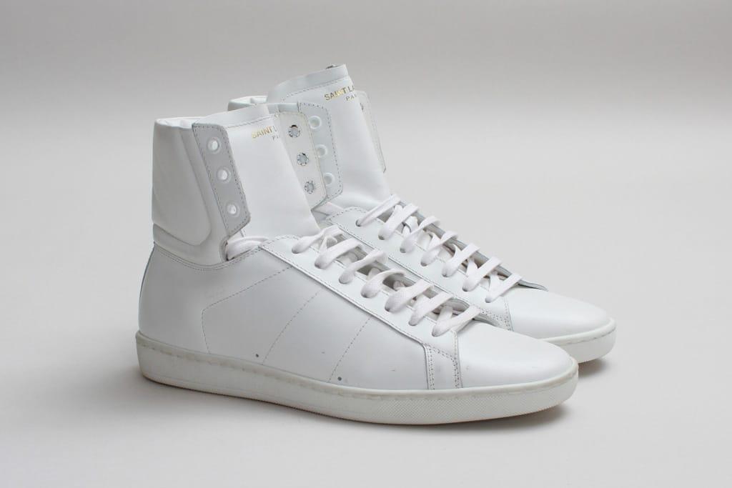Saint Laurent SL/01H High Top Sneaker