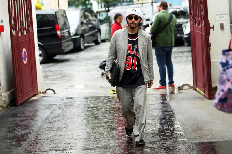 Street Style at Paris Fashion Week | HYPEBEAST