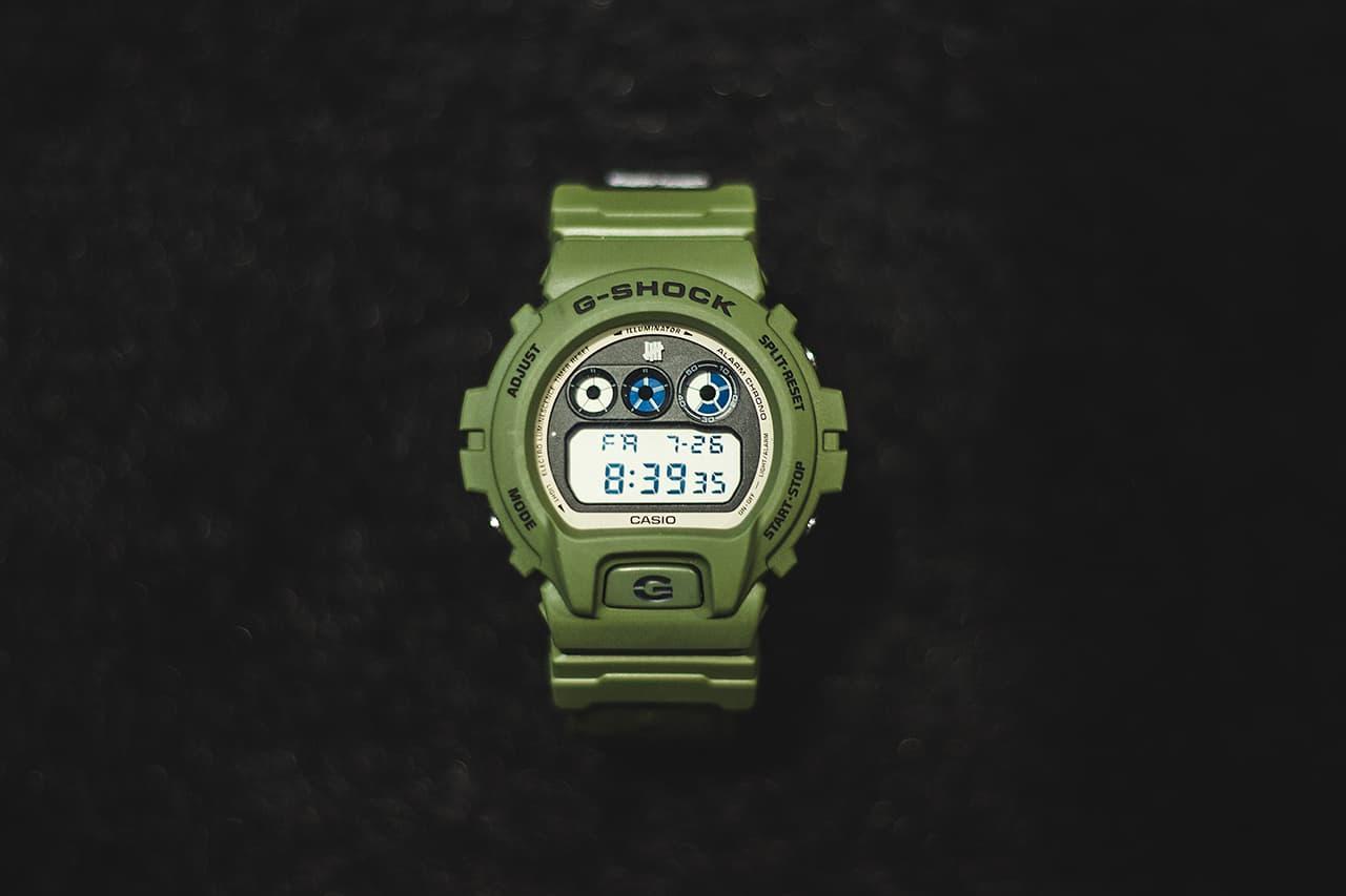 Agenda LBC: A Closer Look - Undefeated x Casio G-Shock 30th Anniversary