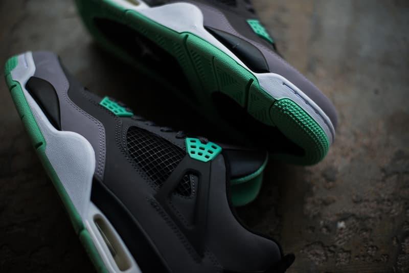 in stock 2a903 94c1b A Closer Look at the Air Jordan 4 Retro