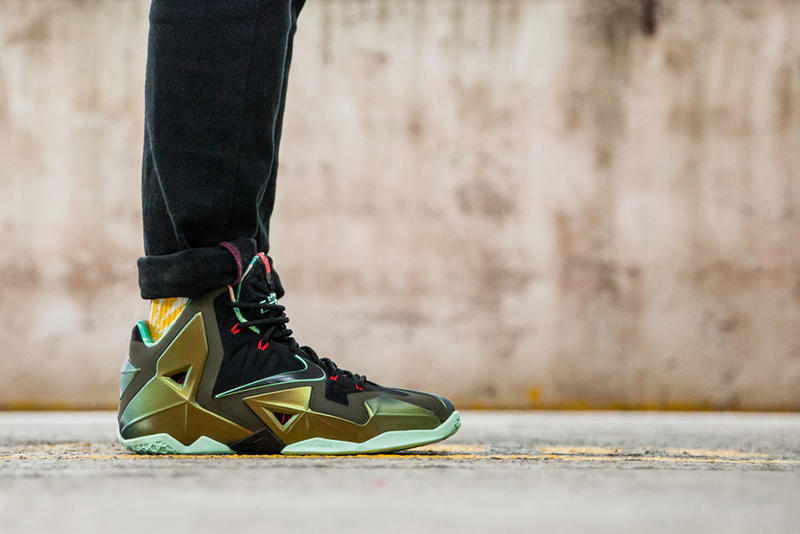 a785ba6da393 A Further Look at the Nike LeBron 11  Are You Copping