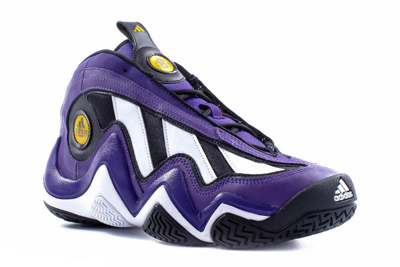 hot sale online bab8b b53bc adidas Crazy 97