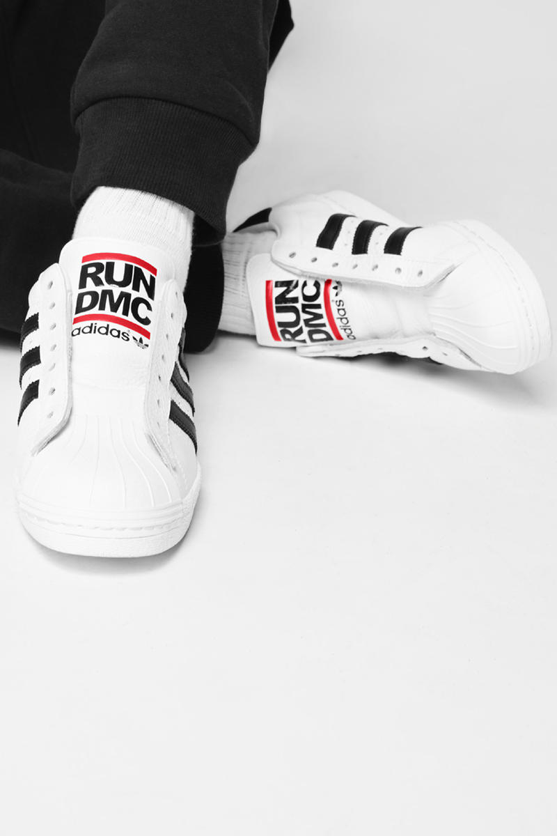 adidas Originals 2013 Fall Winter Run-D.M.C. Injection Pack  fa8798eb03a0