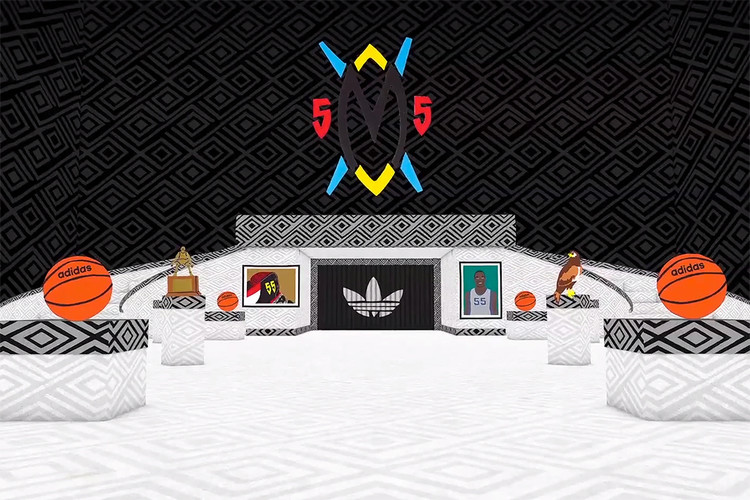 ec6c0257f0f24a adidas Originals  The House of Mutombo - The Journey