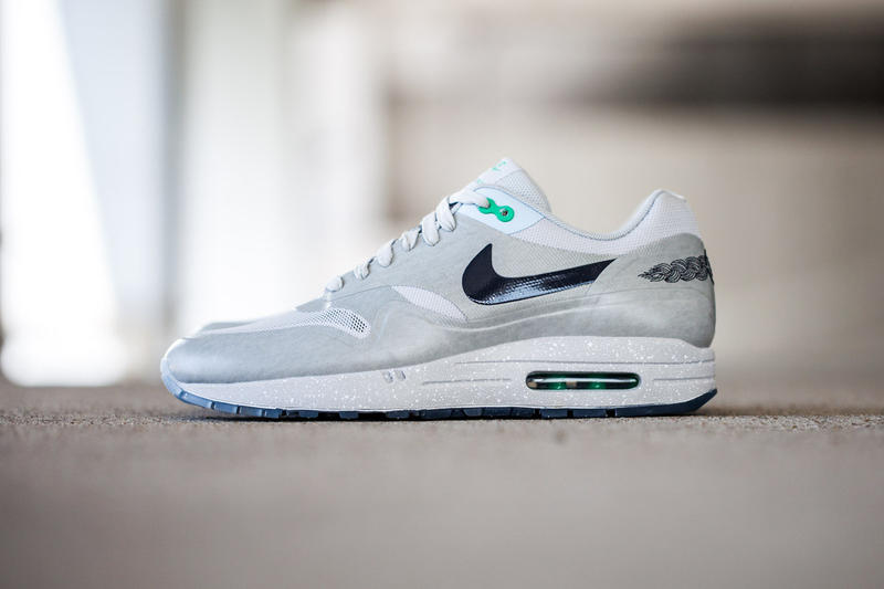 release date 597a1 d0907 An Exclusive Look at the Nike Air Max 1 CLOT SP