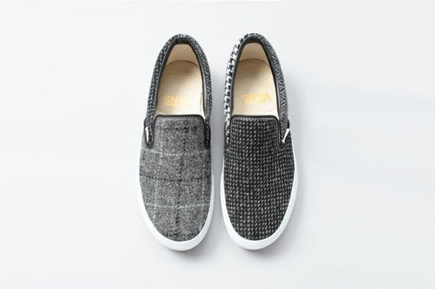 Beauty   Youth x Vans 2013 Fall Winter Harris Tweed Pack  43bbf62a96