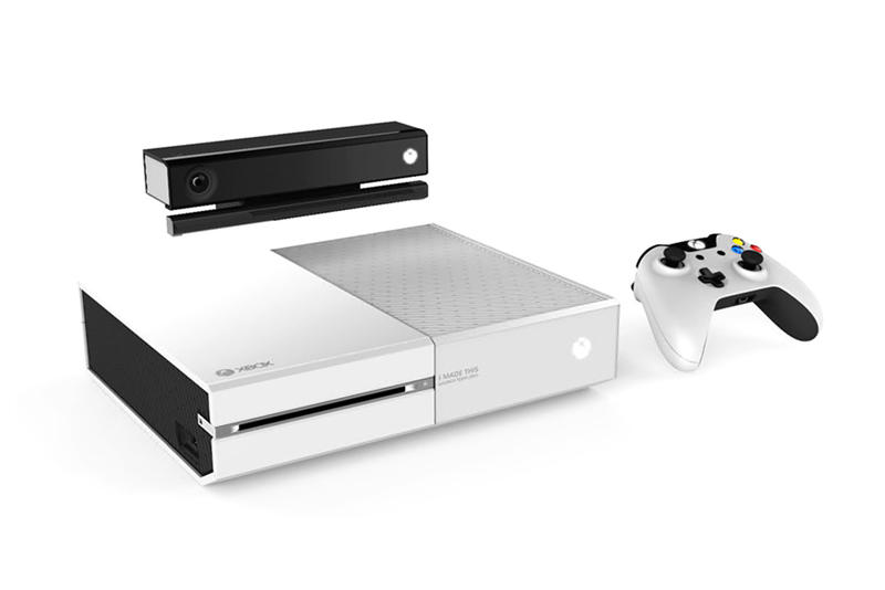 Microsoft Employees Get a Limited Edition White Xbox One  0287ea097