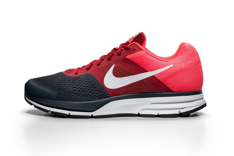90584430c0704 Nike Air Pegasus+ 30 Black Atomic Red Pink. Just a few hours we premiered a  short video in which Nike senior footwear designer Mark Niner and