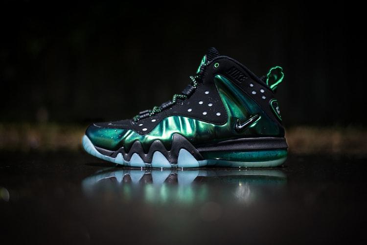 online store b3a16 d5ed3 Nike Barkley Posite Max Gamma Green/Gamma Green-Black