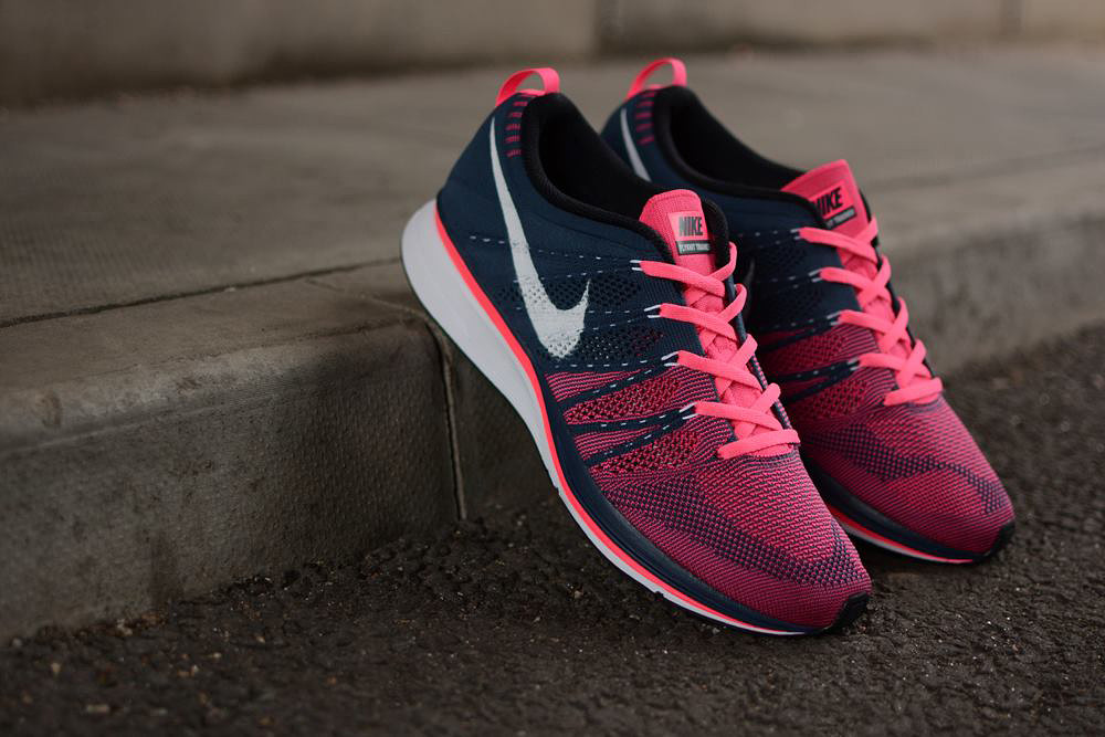 Nike Flyknit Trainer+ Squadron Blue