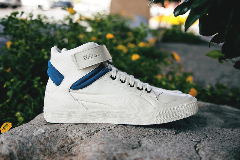 new york 7b22e 49e58 PUMA by Alexander McQueen has given the Street Climb Mid III silhouette a  clean new look this