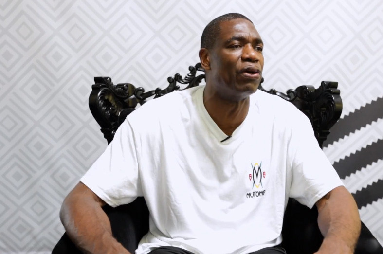 5b83afad79ca94 RETROSPECT  Dikembe Mutombo on the Return of his adidas Originals Signature  Sneaker