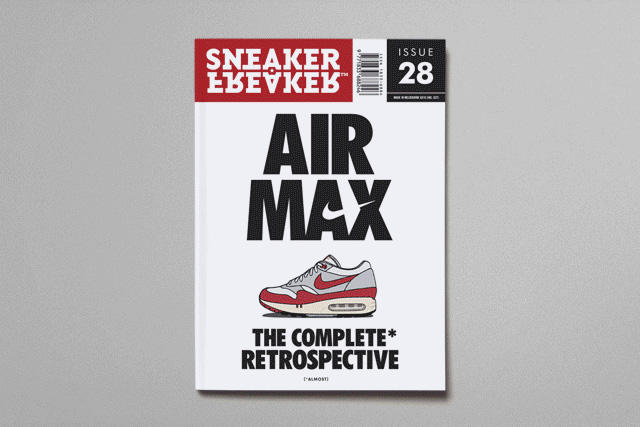 ee410bef88cd Sneaker Freaker has unveiled its 28th issue