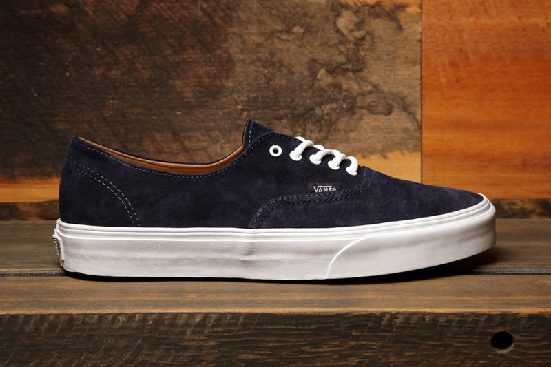 ed4d2dad67 Vans Buck Authentic Decon CA. Showing off its simple