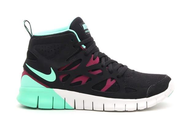 Nike WMNS Free Run 2 Mid   HYPEBEAST